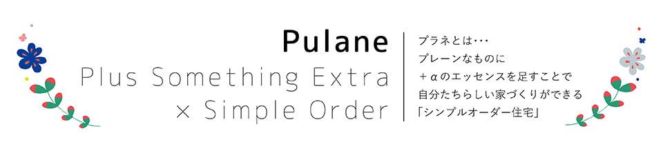 プラネとは…プレーンなものに+αのエッセンスを足すことで自分たちらしい家づくりができる「シンプルオーダー住宅」