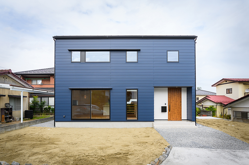 Home.163 須賀川市Y様邸